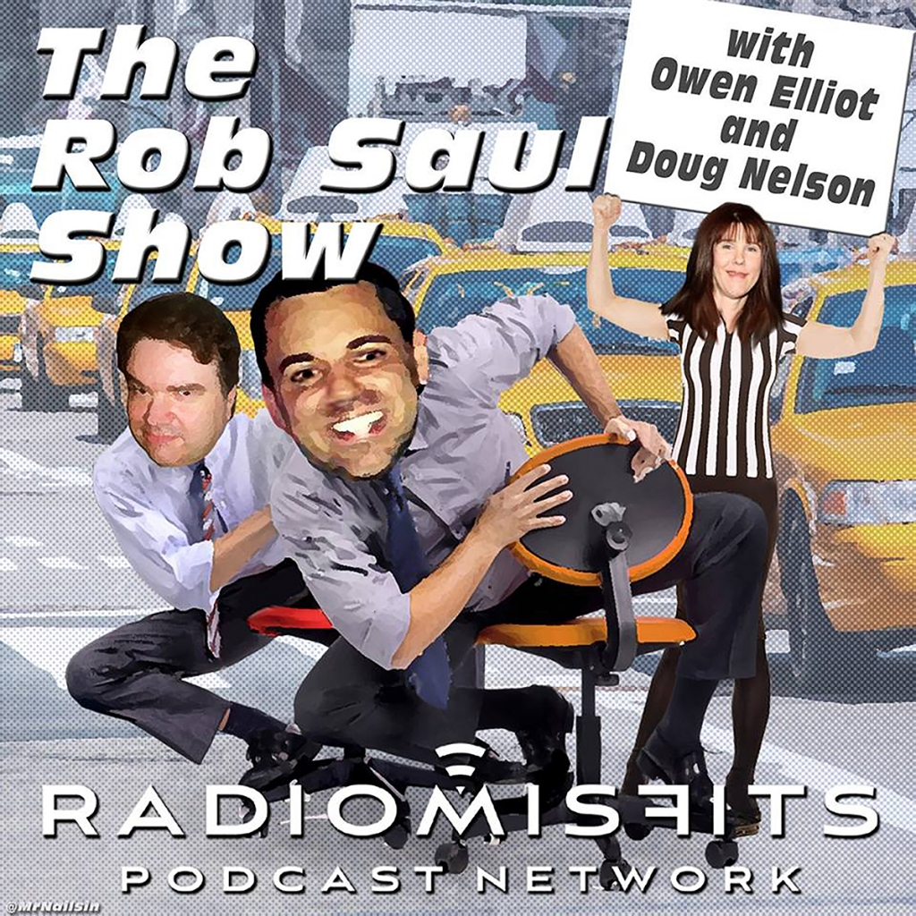 The Rob Saul Show on the RMPN