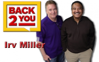 Back 2 You - Irv Miller, defense attorney