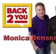Back 2 You - Monica Benson, Arlington bugler