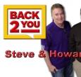 Back 2 You - Steve & Howard