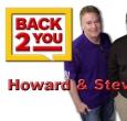 Back 2 You - Howard and Steve