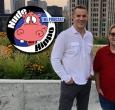 Nude Hippo - Larry Potash, WGN Morning News