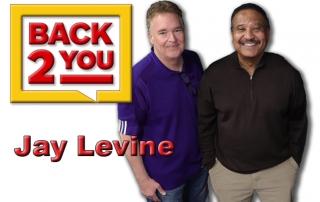 Back 2 You - Jay Levine, award-winning newsman
