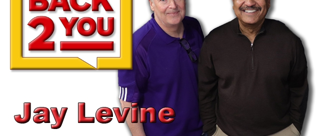 Back 2 You - Jay Levine, award-winning newsman