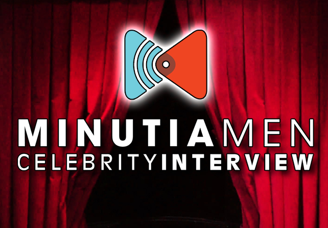 Minutia Men Celebrity Interview on Radio Misfits