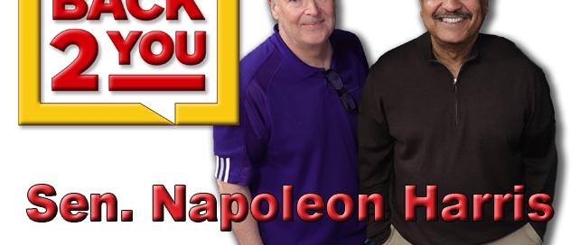 Back 2 You - Napoleon B. Harris, III