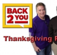 Back 2 You - Thanksgiving Pie
