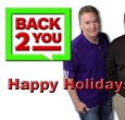 Back 2 You - Happy Holidays!