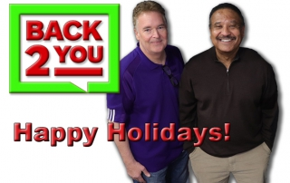 Back 2 You - Happy Holidays!