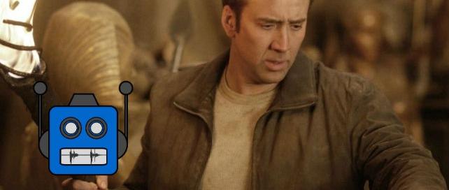 Geek/CounterGeek - What Will Nicolas Cage Steal In National Treasure 3?