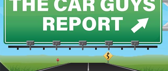 Car Guys Report