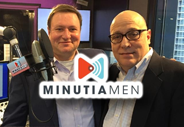 Minutia Men on Radio Misfits