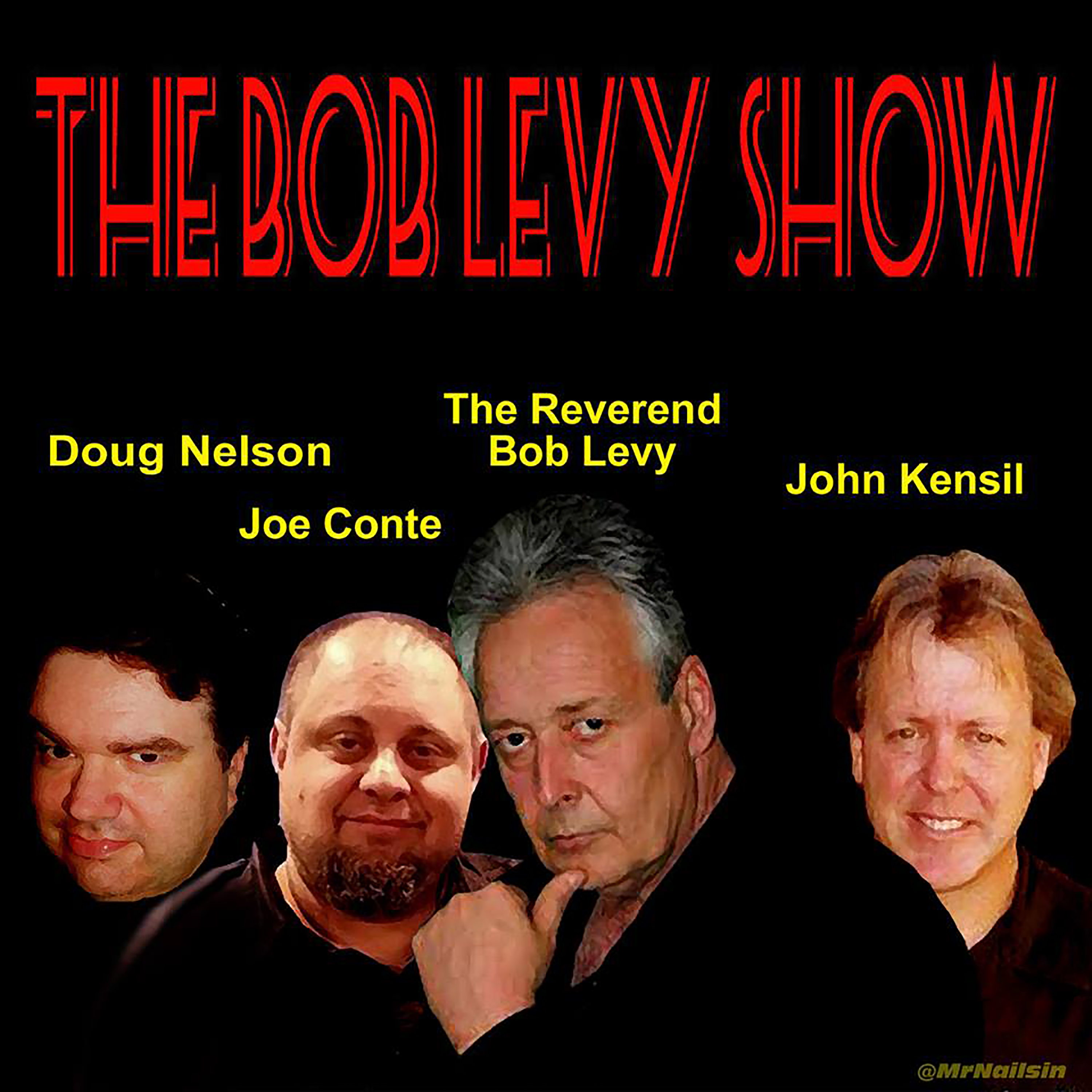 The Bob Levy Show on the Radio Misfits Podcast Network