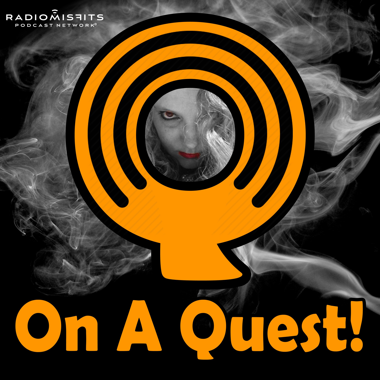 On A Quest –  on Radio Misfits